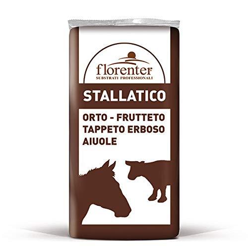 Stallatico Pellettato ammendante naturale bio [25 kg]
