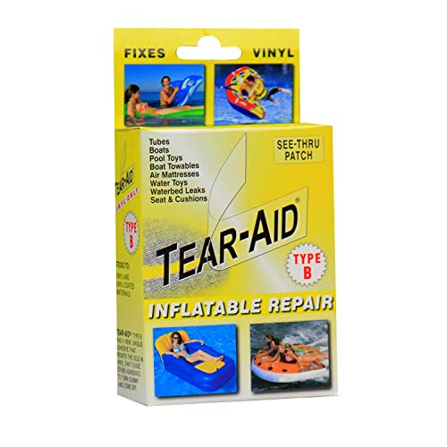 TEAR-AID Vinyl Inflatable Repair Kit