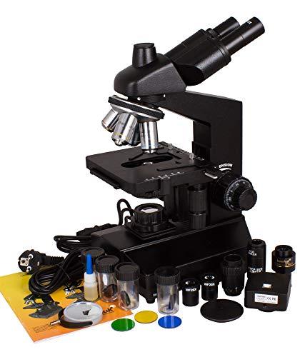 Microscopio Trinoculare Digitale Levenhuk D870T 8M