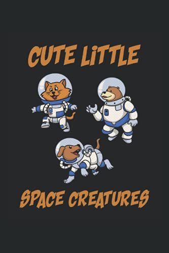 cute little space creatures: Hangman Puzzles | 110 Game Sheets | Mini Game | Clever Kids | 6 x 9 in | 15.24 x 22.86 cm | Single Player | Funny Great Gift