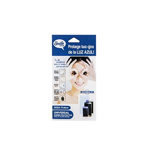 Smile Mobile 1205 - Pellicola protettiva universale per display da 6'