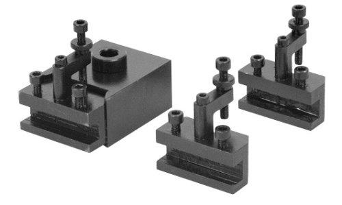 Rotwerk 80081 Schnellspannwechselhalter für Drehmaschinen