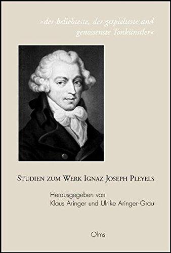 Pleyel-Symposion 2007 (Studien und Materialien zur Musikwissenschaft)