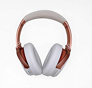 ZALUJMUS Silicone Ear Pad Case Cover Compatible with Bose QuietComfort 35 Series Ⅱ (White)