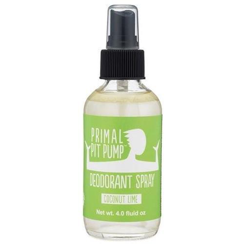 Primal Pit Paste - Coconut Lime Spray