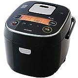 炊飯器 IH式 10合 銘柄炊き分け機能付き IHジャー炊飯器 10合 ブラック RC-IE10-B