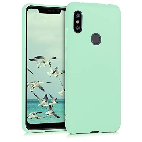 Kwmobile Funda Xiaomi Redmi Note 6 Pro - Carcasa móvil