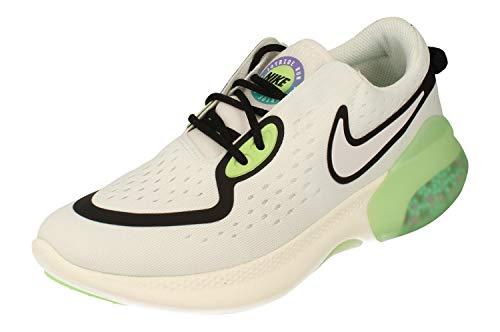 Nike Damen WMNS Joyride DUAL Run Laufschuh, White White Black Vapor Green Hyper Jade Hyper Violet, 38.5 EU