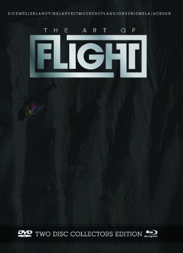 Red Bull Snowboard DVD The Art of Flight Collectors Edition