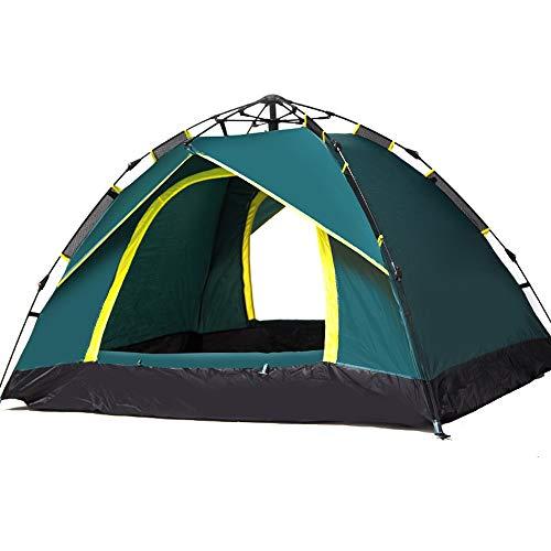 Xiao Jian- Automatische Tent 3-4 Personen Buiten Waterdichte Camping Tent Vrije tijd Tent 210x150x110cm tent