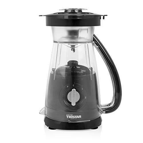 Tristar BL-4464 - Batidora de vaso, 1.5 L, 500 V, 2 velocidades, 4 ...