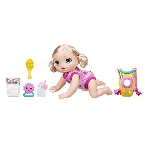 poupon interactif Baby Alive Poupée Go Bye Bye