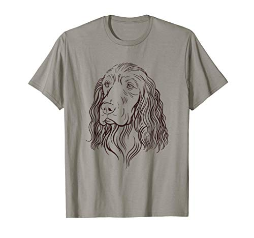 Regalo accesorio de raza de perro Cocker Spaniel Inglés Camiseta