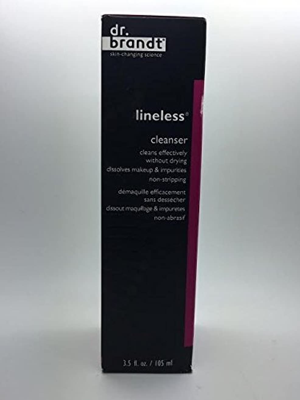可決サッカー袋ドクターブラント Lineless Cleanser (Tube) 105ml/3.5oz並行輸入品