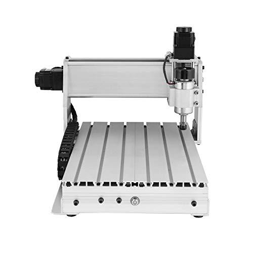 CNC Fräsmaschine 3040T 3 Achse Graviermaschine USB CNC Router 300mm x 400mm Engraver Milling FräSmaschine CNCUSB SOFTWARE