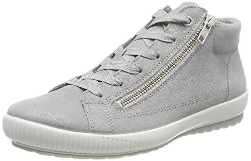 Legero Damen Tanaro Hohe Sneaker, Grau (Aluminio (Grey) 25), 39 EU