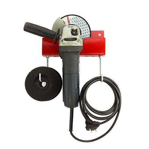 Stahlhandel Will GmbH Magnet Halter für Winkelschleifer Einhand Schleifer Schleifhexe