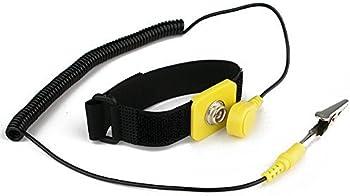 Rosewill Anti-Static Wrist Strap ESD Anti Shock Wristband Bracelet