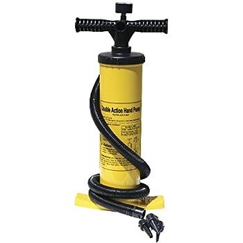 ADVANCED ELEMENTS Double Action Pump w/Pressure Gauge