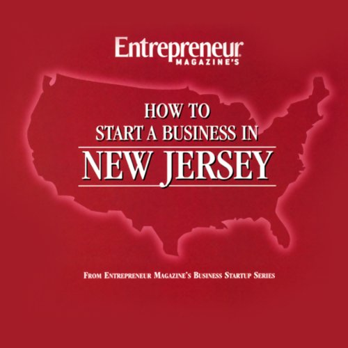 How to Start a Business in New Jersey audiobook cover art