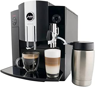 Jura IMPRESSA C9 Automatic Coffee Machine, Black