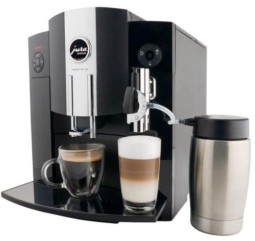 Jura IMPRESSA C9 Automatic Coffee Machine,...