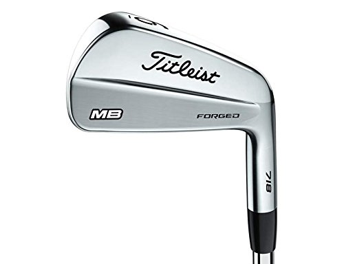 Titleist 718 MB/CB Combo Set 5-PW True Temper AMT Tour White X100 Steel X-Stiff Right Handed 38 in