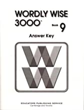 Wordly Wise 3000 Book 9 Answer Key