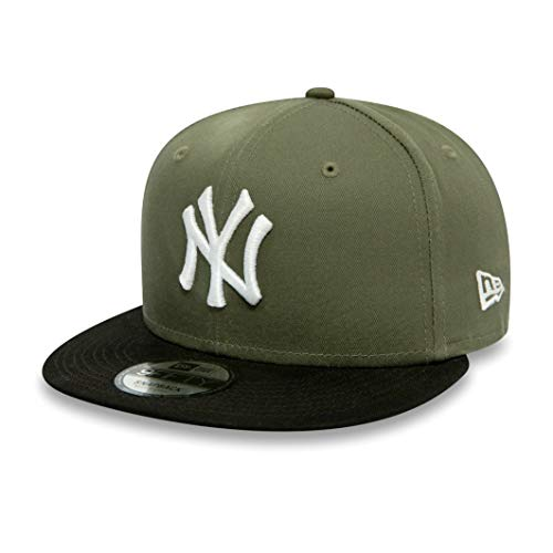 New Era 9Fifty Snapback Kinder Cap - NY Yankees Oliv - Youth