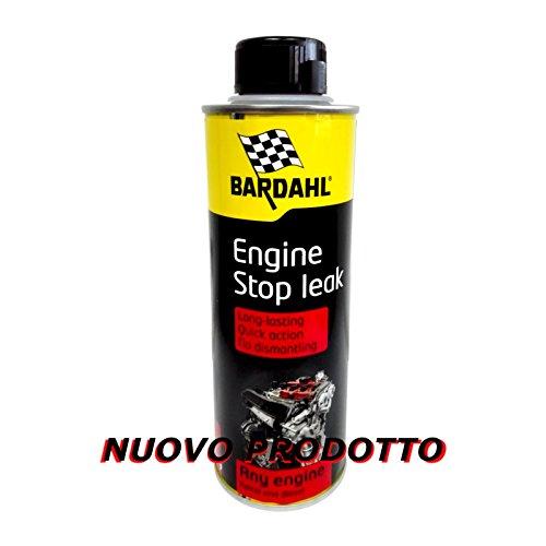 Additivo olio auto Bardahl Engine Stop Leak - Blocca Fuga Motore - 300 mL
