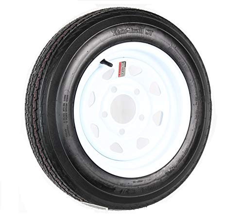 12 inch trailer wheel and tire - 7