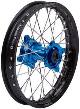 Impact Complete Wheel Phoenix Mall - Rear 16 x Spoke Milwaukee Mall Silver Black Rim Bl 1.85