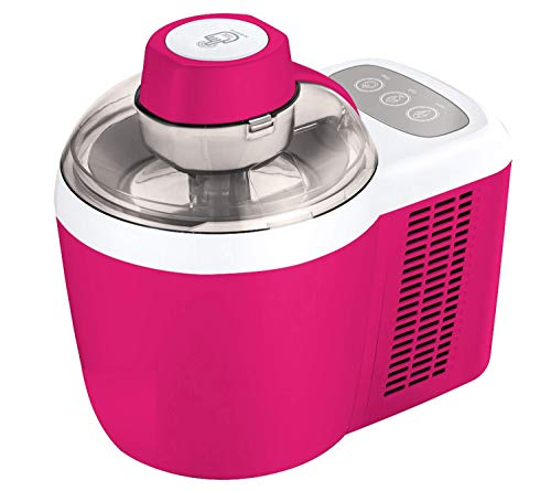 Cooks Essentials Ice Cream Maker Powerful 90W Motor Thermo...