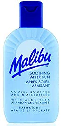 Malibu Aftersun Soothing Lotion With Aloe Vera - 200 ml