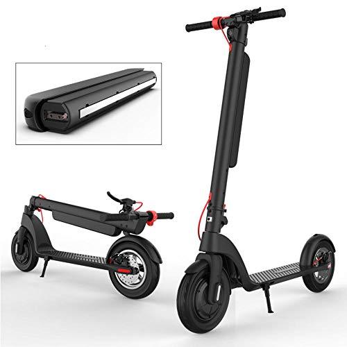 CZPF Adult elektrische 350 w elektrische scooter groot wiel opvouwbare pedaalfiets