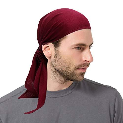 Nuwind Piraten-Kopftuch, Mittelalter, Renaissance, Stirnband, Dreieckstuch, Halloween, Kostüm, Requisiten
