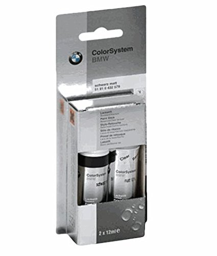 Original BMW Lackstift-Set Zweischicht Bluewater met. - 896