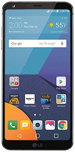 LG G6 – 32 GB – Unlocked (AT&T T-Mobile Verizon) – Black – Prime Exclusive