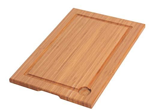 LE MARQUIER - Planche à découper 40*26 en bambou