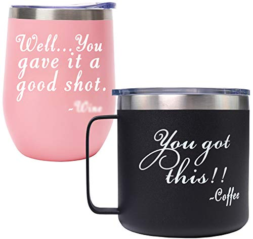Humorous Gifts for Women Friends, Humorous Coffee Mugs for Women, Funny Saying Tumblers for Women, Sarcastic Tumbler, Funny Saying Coffee Mugs, Gag Gift Tumbler, Humorous Tumblers, You Got This