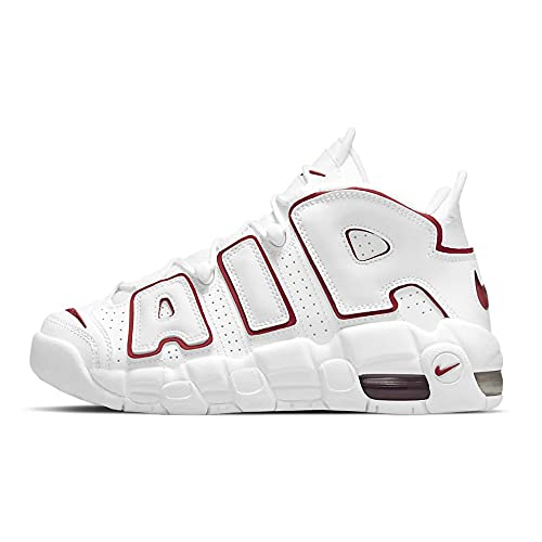 Nike Air More up Tempo (GS) White/Varsity Red n°36