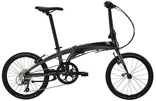 tern(ターン)2021年モデル Verge N8 20インチ 8段変速 フォールディングバイク ガンメタル/ダークシルバー