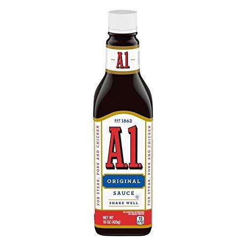 A1 Steak Sauce (425g Flasche)
