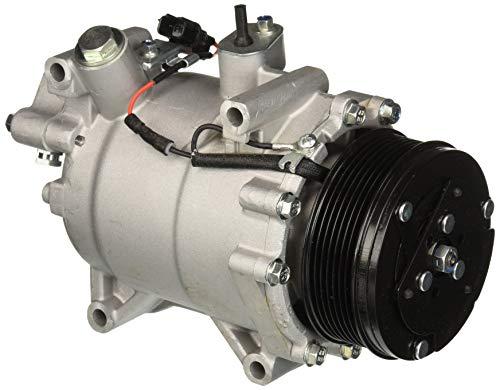 Global Parts Distributors - New A/C Compressor Fits 07-09 HONDA CRV (6512639)