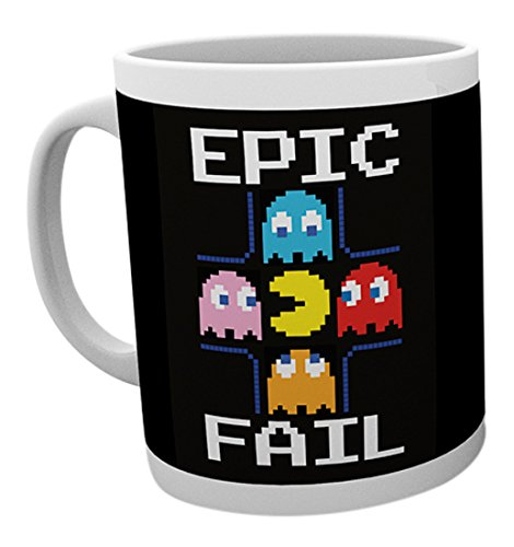 Tasse Pac-Man - Epic Fail