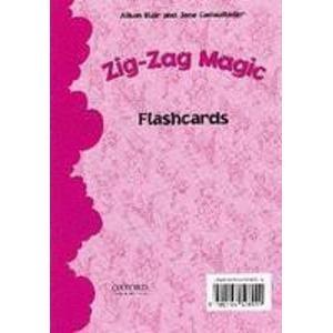 Zig-Zag Magic: Flashcards