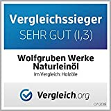 Leinölfirnis 5L Holzöl farblos Leinöl Firnis Holz Öl Holzpflegeöl WO-WE W210 - 6