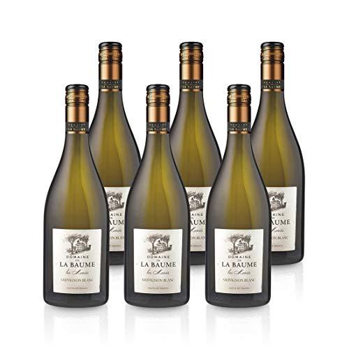 2019- Domaine de la Baume - les Mariés - Sauvignon Blanc - IGP Vin de Pays d'Oc (6x 0,75l)