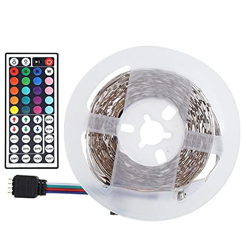 minifinker Tira de luz, función de Memoria Lámpara Decorativa Segura de Usar para la reunión Familiar del Dormitorio en casa