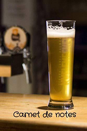 Carnet de notes: Cahier de 100 pages pour noter ce qu'il ne faut pas oublier de faire après avoir bu quelques bières, idéal pour un cadeau à un ou une pote alcoolique | Format 6x9 pouces